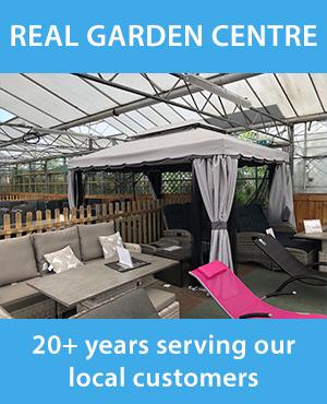 Real garden centre