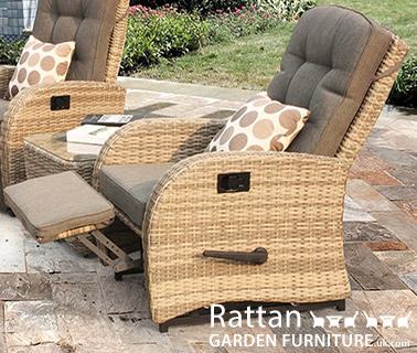 Shop rattan recliners